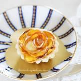peach rosette tartlet4