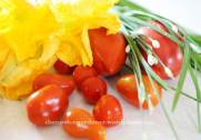 red yellow green vegetables