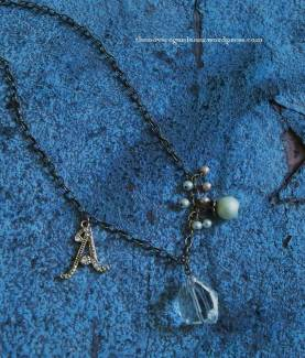 DIY handmade necklace