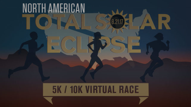 Solar Eclipse 5K Virtual Race