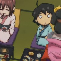 Fall 2009 Anime Impressions – Kampfer and Sora No Otoshimono – There's a Right Way to do Fan Service and a Wrong Way