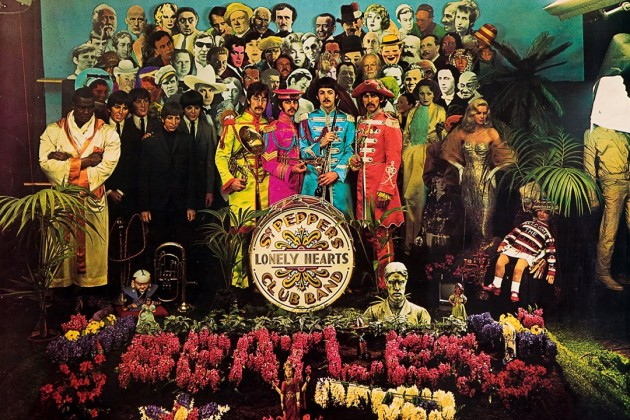 Sgt. Pepper Band, London, 1967