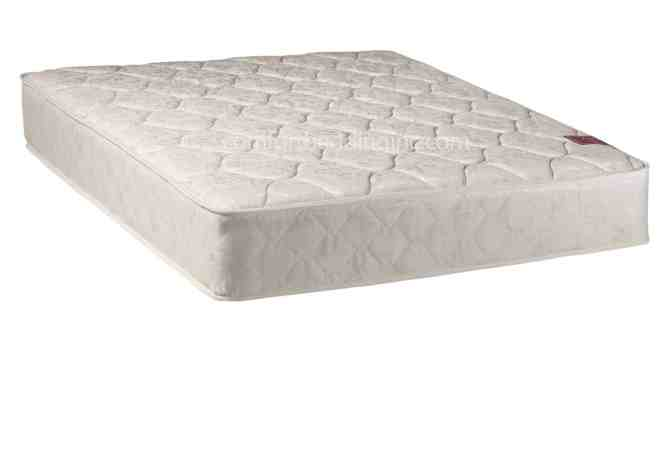 Continental Sleep Twin Size Assembled Orthopedic Mattress Review The Number One