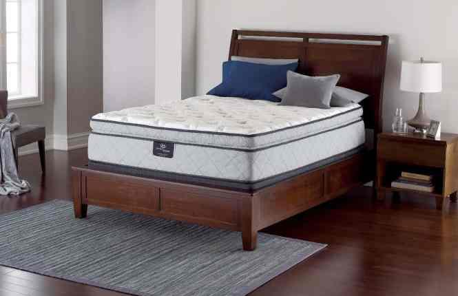 Serta Perfect Sleeper Hybrid Gel Innerspring Mattress Review The Number One