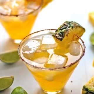 Pineapple Chipotle Margarita Nutfreevegan