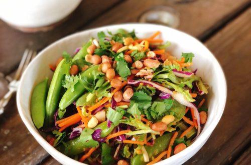 Peanut Butter Salad