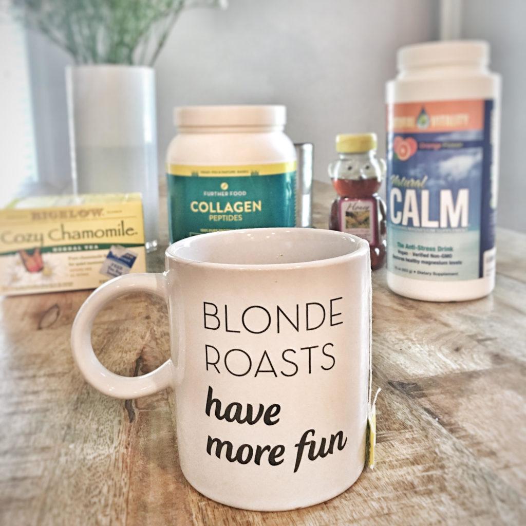 magnesium tea