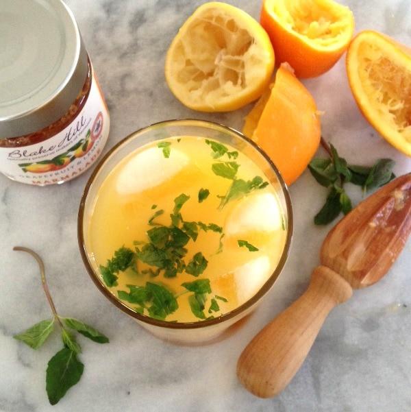 Tripe Citrus Marmalade Mash