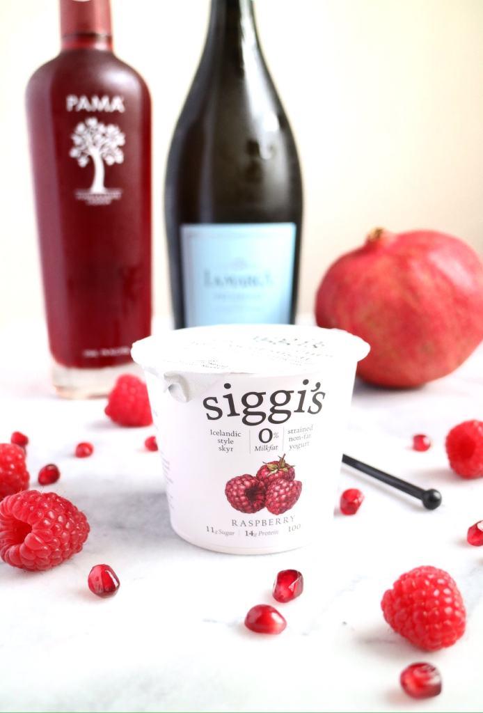 siggi's raspberry yogurt