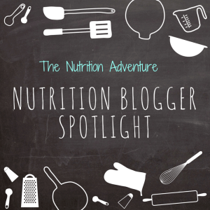 Nutrition Blogger Spotlight: Jessica of Nutritioulicious