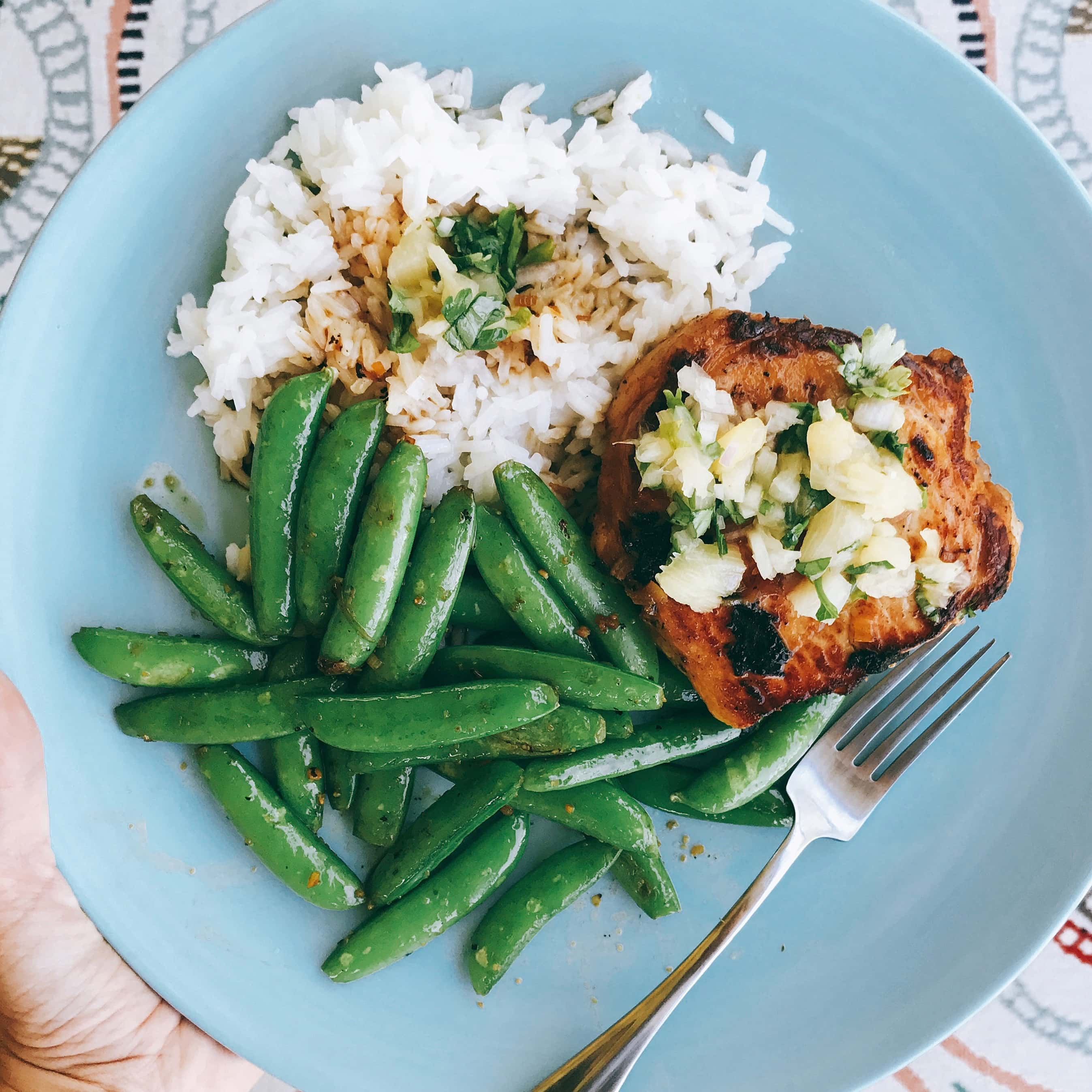 This Week's Nutrition Adventures! HelloFresh | The Nutrition Adventure