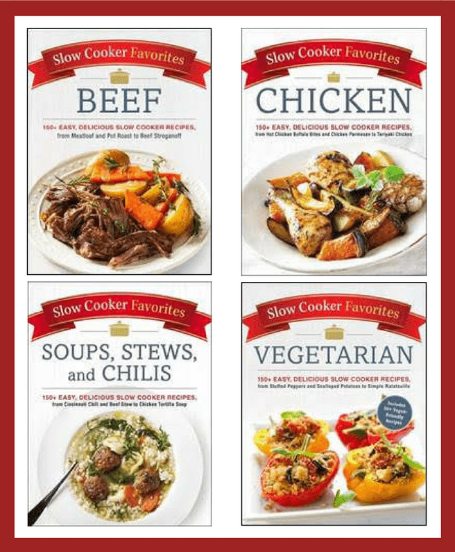 Slow Cooker Cookbook Series | The Nutrition Adventure