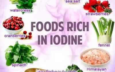 Is Iodine the Fountain of Youth? (Part One)