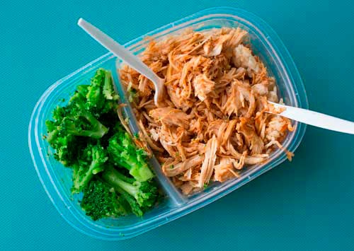 Healthy Lunch Options & More for a High Functioning Child