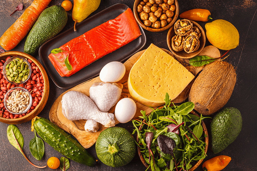 Good Fat Foods for You to Consume for Low-Carb or Ketosis Diet