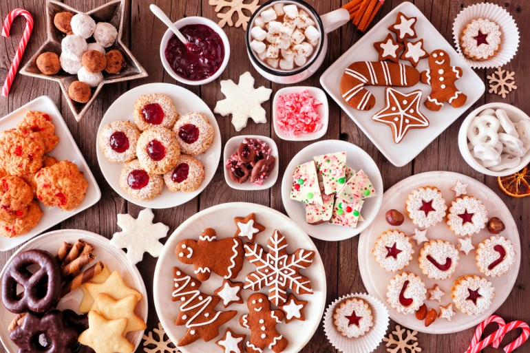 Tips to Enjoying Holiday Treats