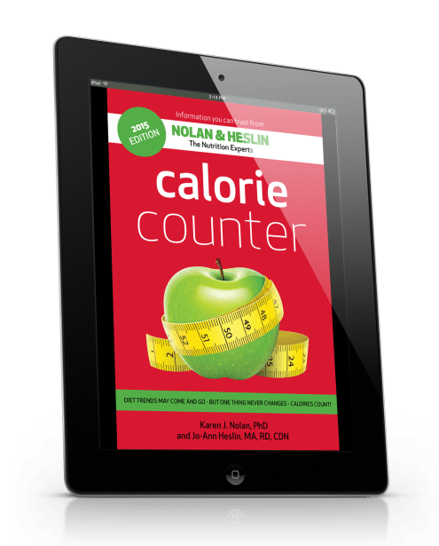 calorie cover on ipad