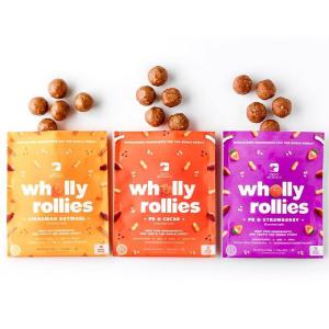 Wholly Rollies Snacks 3-varieties