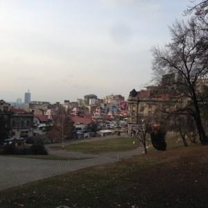 Pogled sa Terazija