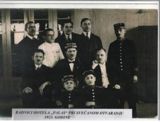 Staff, 1923