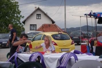 Jarijada (kid-roasting festival), Gorobilje