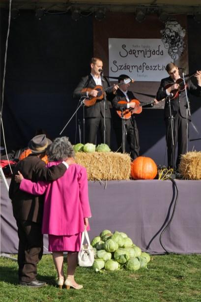 Sarma festival, Backa Topola