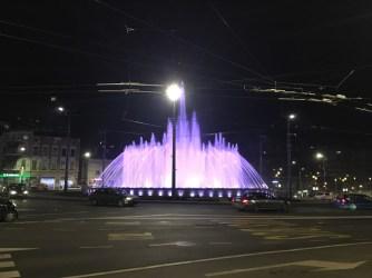 Slavija now