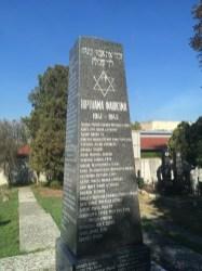 Zemun Holocaust Memorial