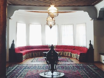 Inside Princess Ljubica's Palace