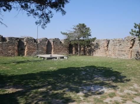 Caravanserai in Ram