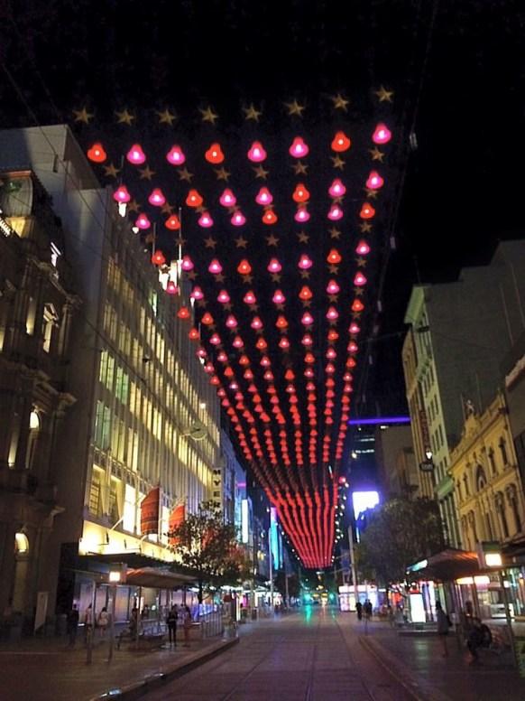 My favorite street in Melbourne