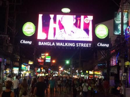 Bangla Walking St.