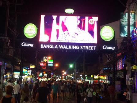 Bangla Walking St.