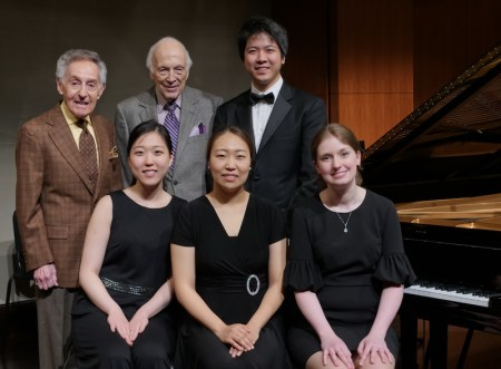 New York International Piano Competition | The New York