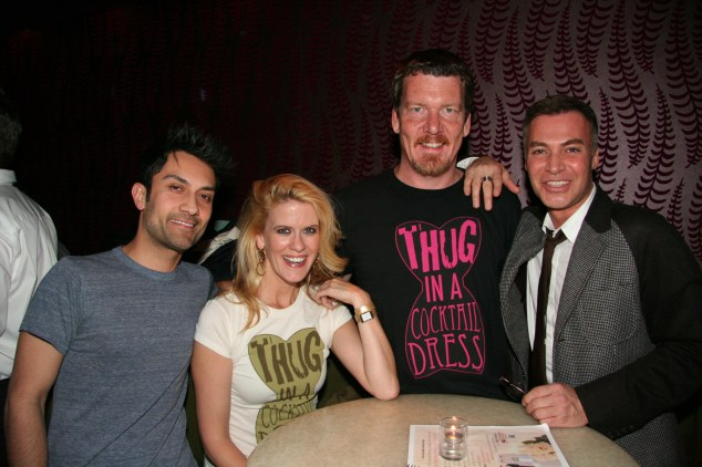 """The Real Housewives Of New York"" Screening Benefiting Marriage Equality New York"