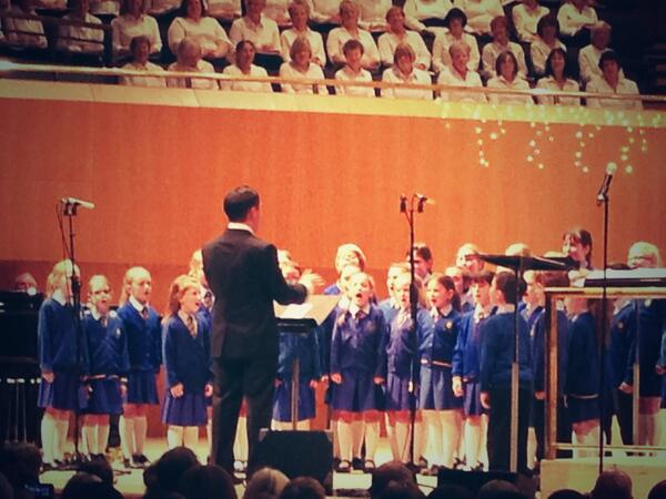 VIDEO! – The Oaks Choir – Christmas 2013