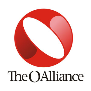the o alliance logo