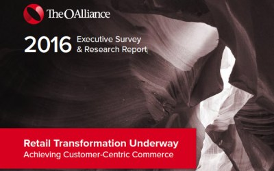 Retail Transformation Underway Achieving Customer-Centric Commerce