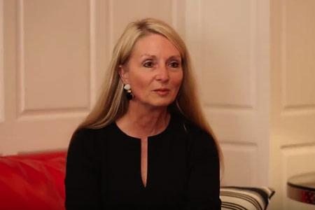 Andrea Weiss Interview   World Retail Congress Dubai