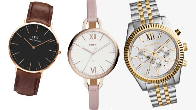 3 Fashion Watches that are under $300