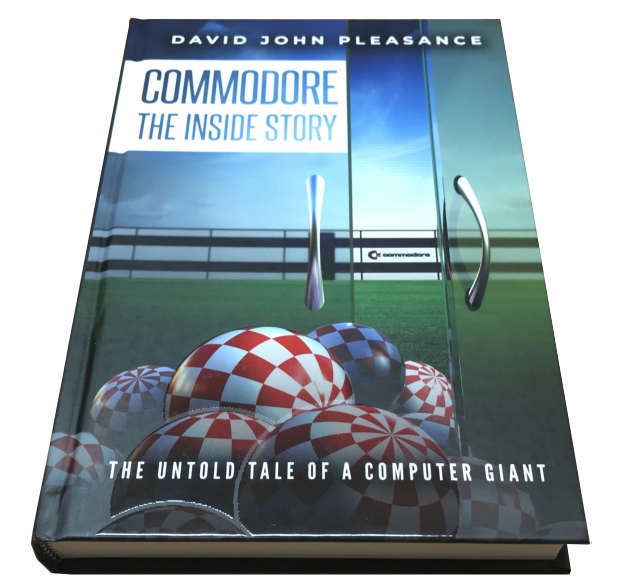 Commodore the Inside Story Hard Back