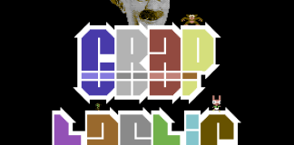 2018 Reset C64 Craptastic 4KB Game Competition
