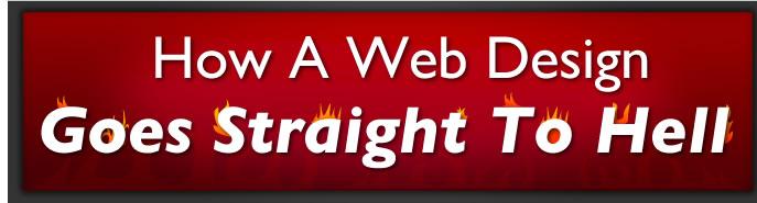 Web Designer Hell