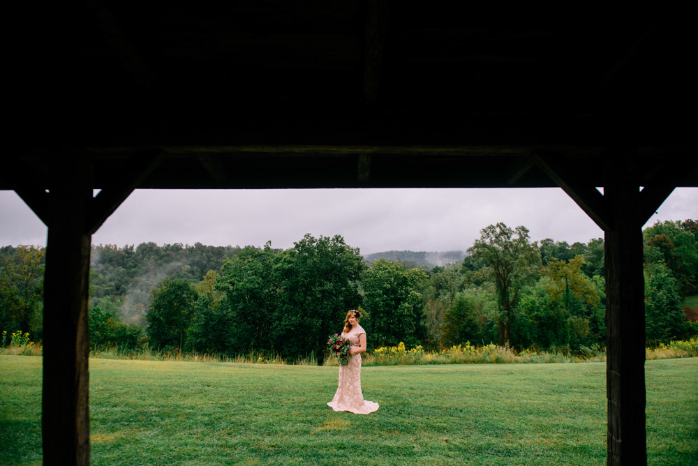 john ford inspired wedding photography bridal charleston wv