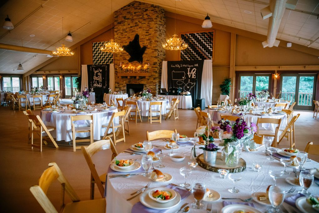 canaan valley resort state park bear paw lodge wedding west virginia wv