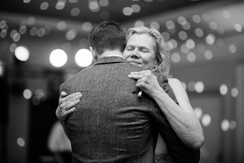mother son dance huntington wv winter wedding