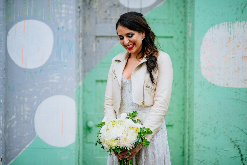 bride at blind whino washington dc