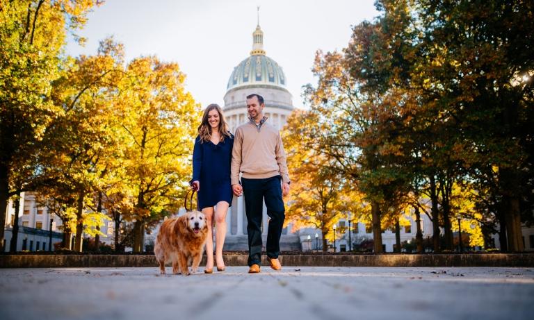 Fall Wedding Venues Virginia