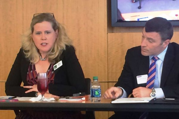 Kristin Oblander and Jeremy Berry share Lessons from Political Fundraising