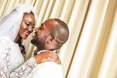 Latifah & Ibrahim – The White Wedding